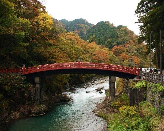 Nikko National Park: Enjoying the 'Koyo' festival in Nikko ����