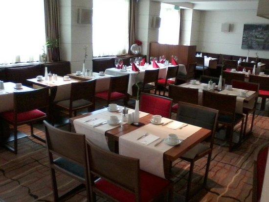 K+K Hotel am Harras Restaurant