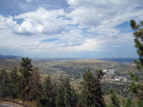 Buffalo Bill Grave and Museum: Overlooking Golden, CO