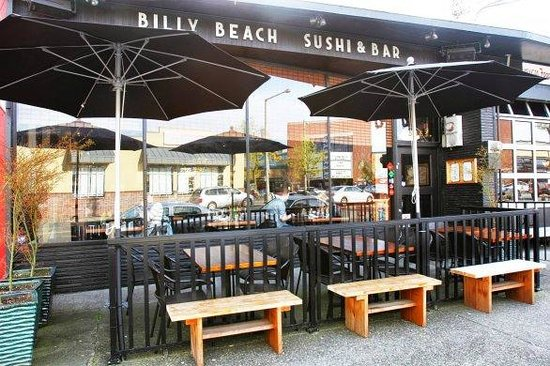 Photo of Japanese Restaurant Billy Beach Sushi and Bar at 5463 Leary Ave Nw, Seattle, WA 98107, United States
