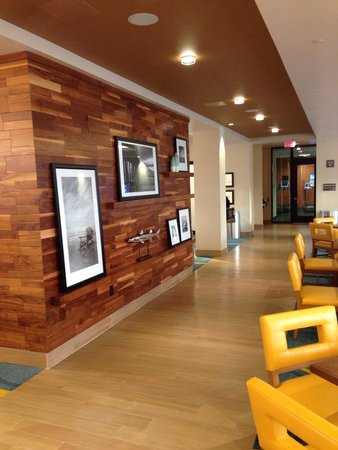 Hampton Inn San Diego/Mission Valley: Breakfast area