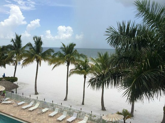 Best Western Plus Beach Resort : View from balcony