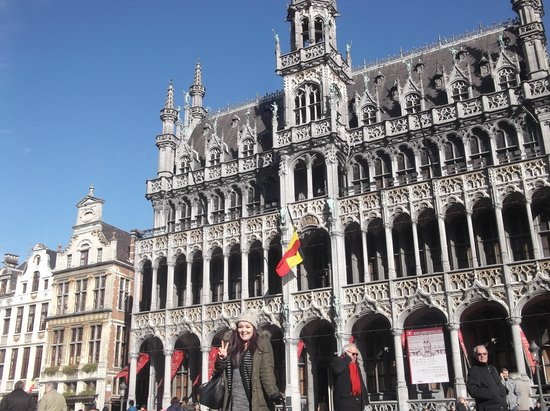 Astrid Centre Hotel Brussels: Grand Square