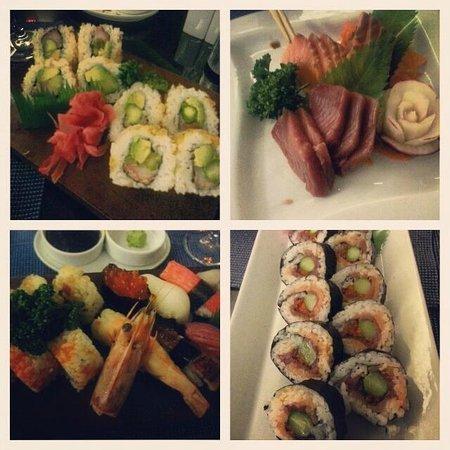 Fusion Seafood & Sushi: delicious!
