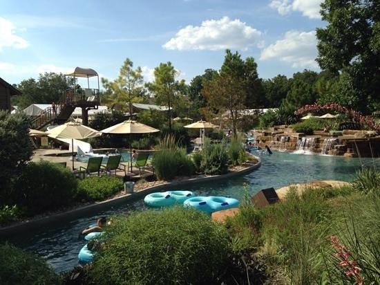 Hyatt Regency Lost Pines Resort and Spa : lazy river