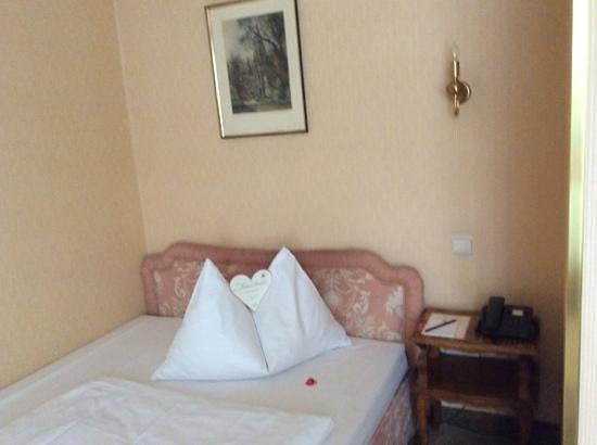 Savoy Hotel Vienna: так выглядит мой номер в отеле Savoy