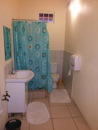 Spence Holiday Resort & Spence Terrace: bathroom
