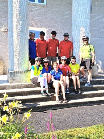 Abadin Bed and Breakfast: Bicycle Group