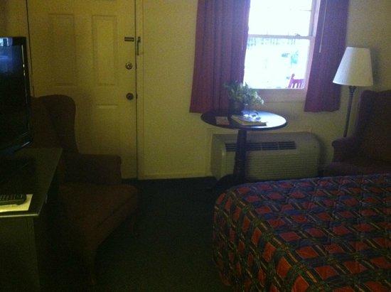Beaufort Inn: Double room