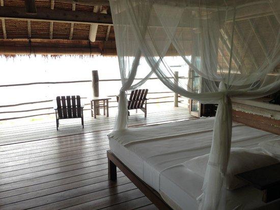 Nikoi Island: Master bedroom