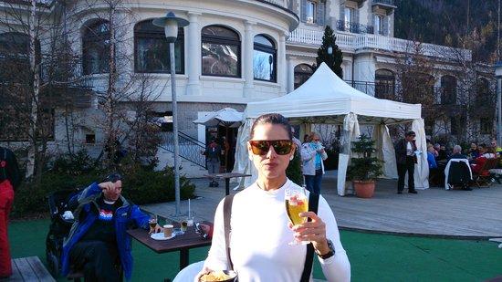 Club Med Chamonix Mont-Blanc : Snack Vespertino Club Med
