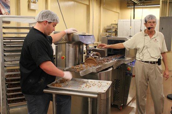 Whetstone Chocolates : Whetstone Chocolate Factory