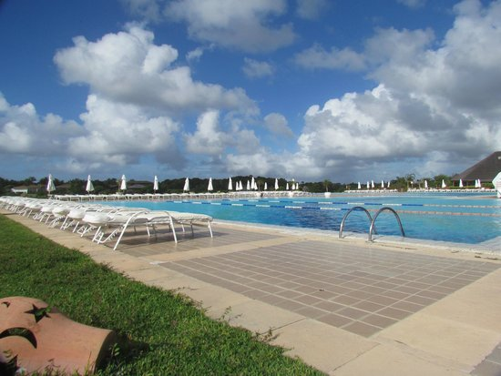 Club Med Trancoso: Very nice swimming pool