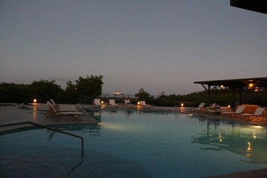 Finch Bay Galapagos Hotel: Hotel Pool