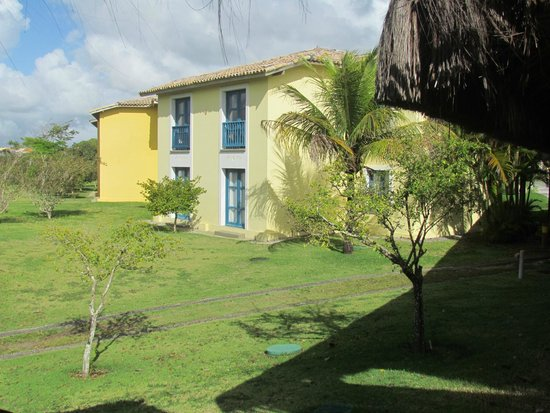 Club Med Trancoso: Room's buildings