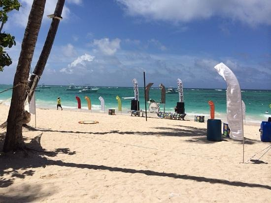 Presidential Suites - Punta Cana : beach