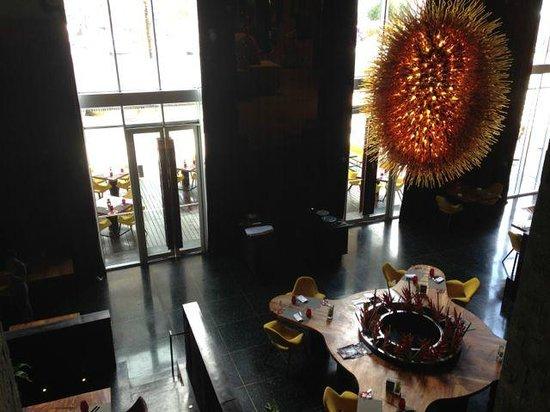 W Bali - Seminyak: Many cool restaurants!