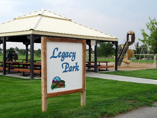 Legacy Park, Mountain Home
