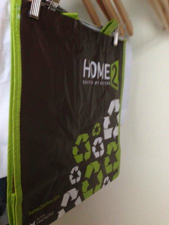Home2 Suites by Hilton Baltimore / White Marsh: complimentary bag to go
