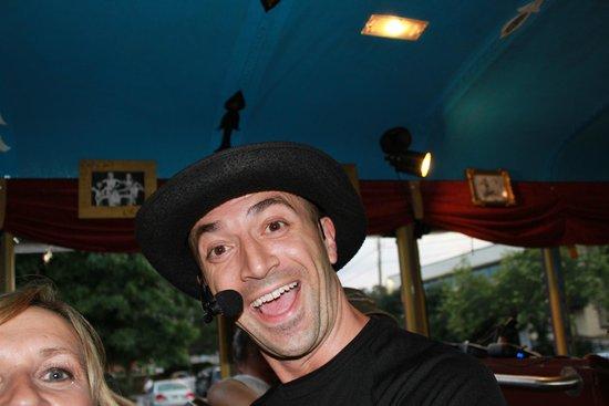 LaZoom Comedy Tour: Welcome