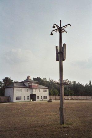 Gedenkstätte und Museum Sachsenhausen: Parade ground