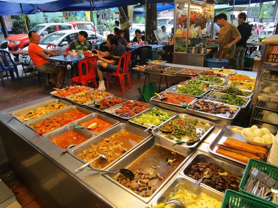 Buffet for chinese food lovers picture of instant for Asian cuisine buffet