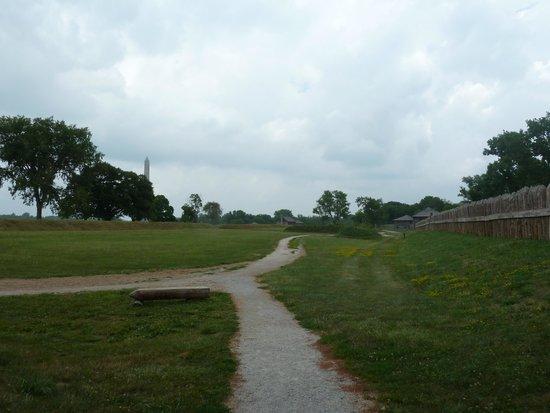 Fort Meigs Ohio's War of 1812 Battlefield : Fort Meigs