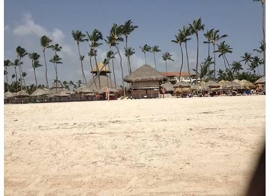 Now Larimar Punta Cana: Beach Area