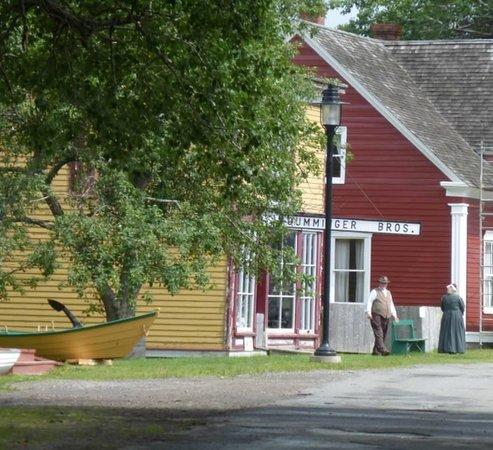 Sherbrooke Village, NS