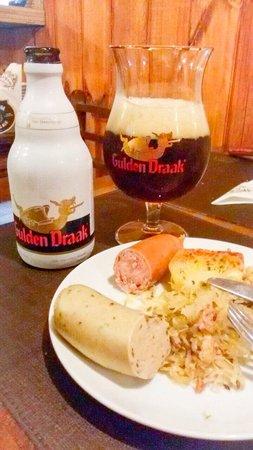 Fraulein Bierhaus: Gulden Draak