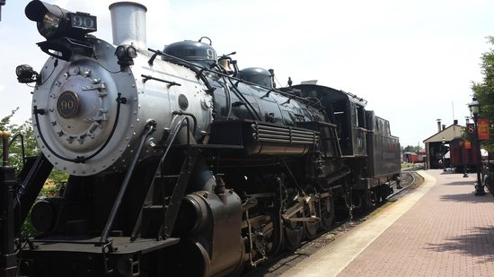 Strasburg Rail Road: Train Pic