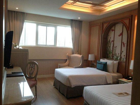 Salil Hotel Sukhumvit Soi 11: Room1005