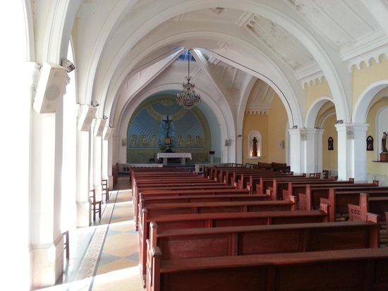 The Sanctuary of Iglesia Candelaria