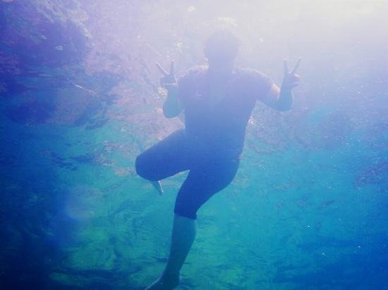 Patrik & Tezz Guesthouse: Kayangan Lake, Coron, Palawan