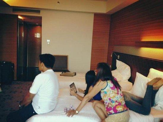 Radisson Blu Cebu: Superior room