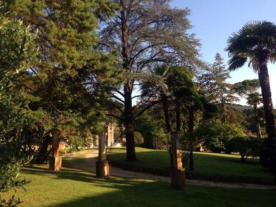 Albergo Villa Marta : Jardin
