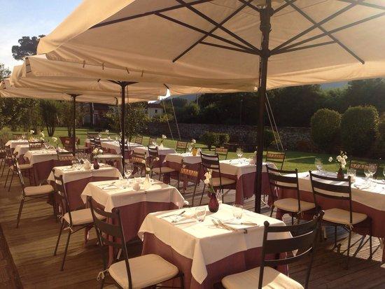 Albergo Villa Marta : El restaurante