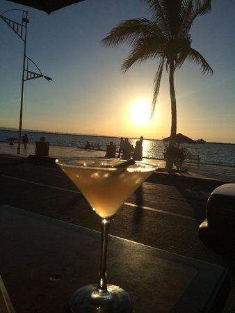 Fritz Socialhouse : Sunset Drink