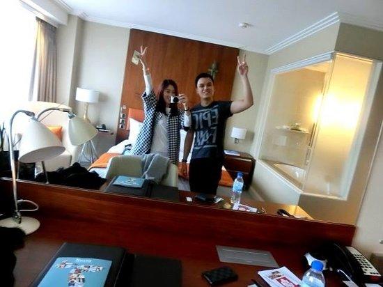 Hotel Okura Ámsterdam: Room