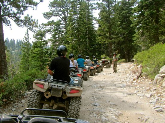 Lake Tahoe Adventures & Nevada Adventure Company: Tour guide, Dave