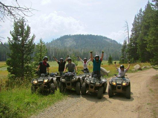 Lake Tahoe Adventures & Nevada Adventure Company: Yee Haw!