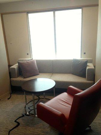 Hilton Tokyo: Sofa