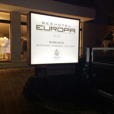 Seehotel Europa