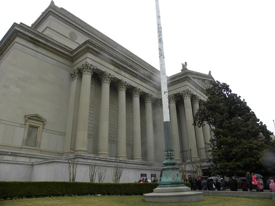 The National Archives Museum: National Archives Museum