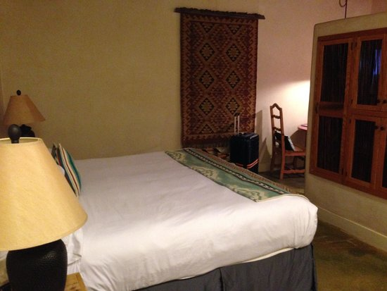Ojo Caliente Mineral Springs Resort and Spa: Plaza Suite