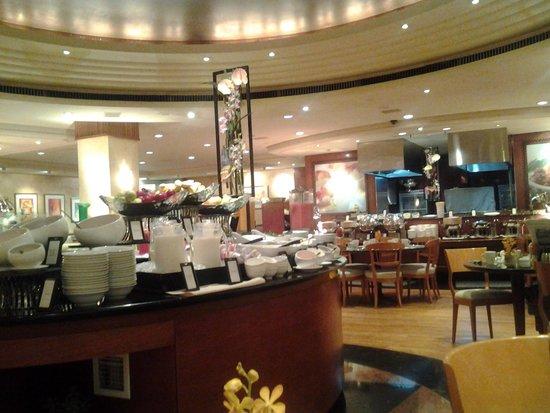 Hilton Singapore: レストラン