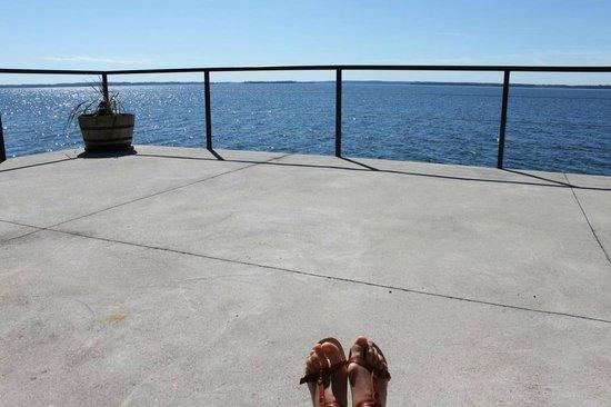 Howe Island B&B: Saint Laurent
