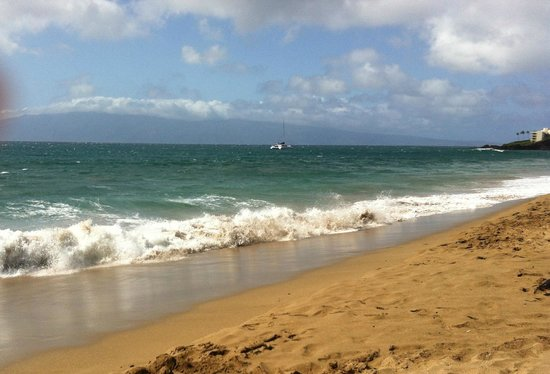 The Westin Maui Resort & Spa: The beautiful beach at the hotel