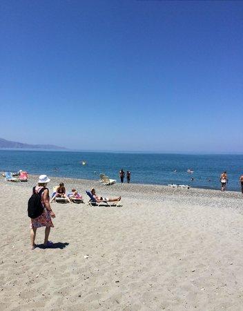 Family Life Caldera Beach by Atlantica: Stranden.
