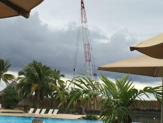 InterContinental Tahiti Resort & Spa : The view